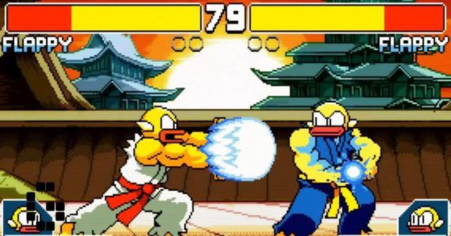 Flappy Fighter: Game mobile đối kháng với võ sĩ là những chú chim Flappy Bird - Ảnh 2.