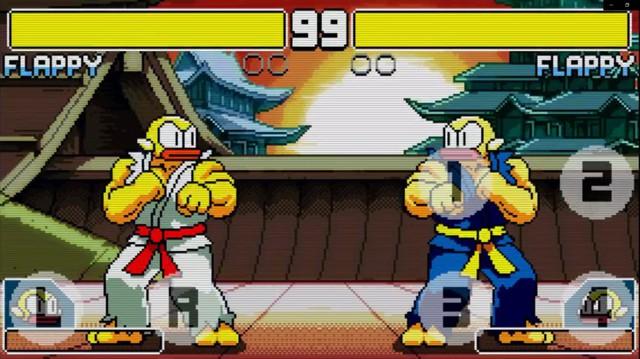 Flappy Fighter: Game mobile đối kháng với võ sĩ là những chú chim Flappy Bird - Ảnh 1.