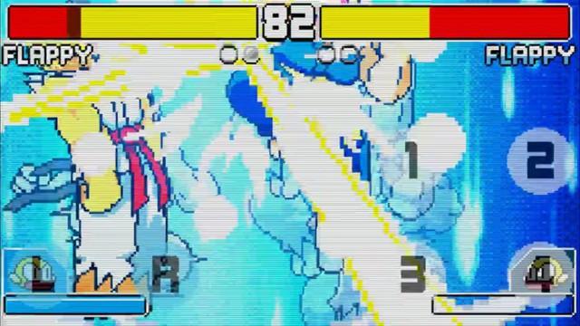 Flappy Fighter: Game mobile đối kháng với võ sĩ là những chú chim Flappy Bird - Ảnh 3.