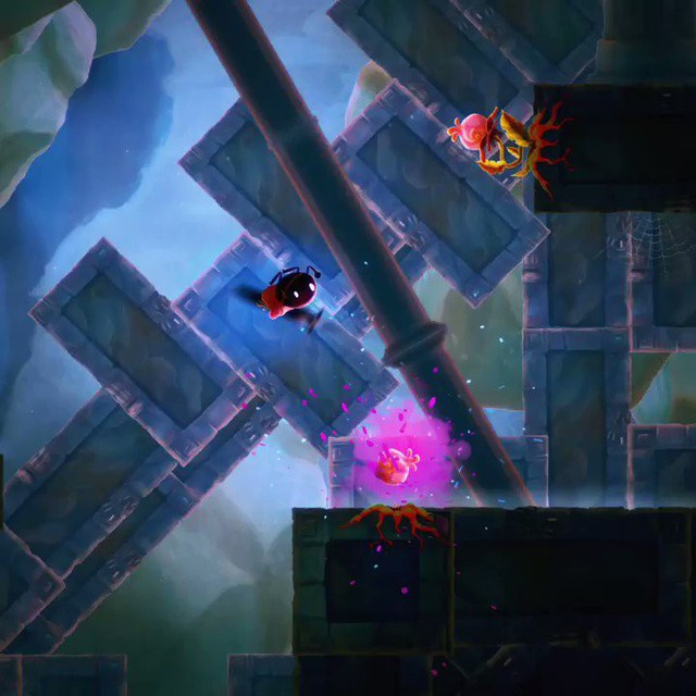 Game hành dộng hoạt họa cực đỉnh DOOMBLADE đã cho game thủ chơi thử - Ảnh 2.