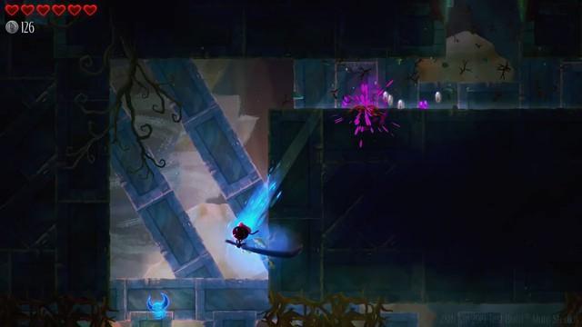 Game hành dộng hoạt họa cực đỉnh DOOMBLADE đã cho game thủ chơi thử - Ảnh 3.