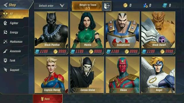 Chiến thử MARVEL Super War - Game MOBA toàn siêu anh hùng đang hot suốt mấy ngày nay - Ảnh 6.