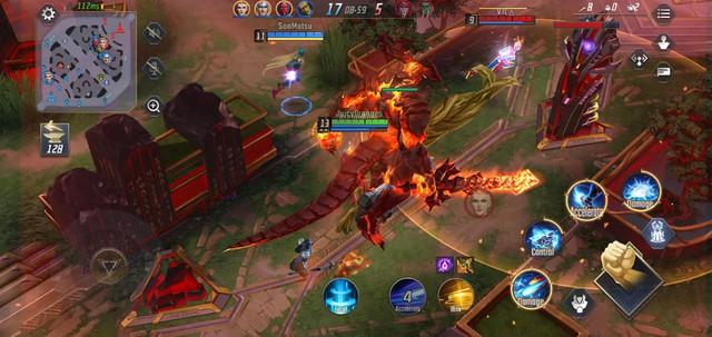 Chiến thử MARVEL Super War - Game MOBA toàn siêu anh hùng đang hot suốt mấy ngày nay - Ảnh 8.