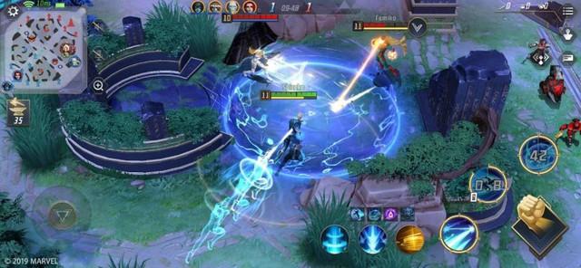 Chiến thử MARVEL Super War - Game MOBA toàn siêu anh hùng đang hot suốt mấy ngày nay - Ảnh 9.