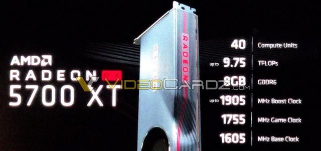 Hé lộ về AMD RX 5700 - VGA chiến game vừa mạnh lại vừa rẻ sắp làm mưa làm gió trên thị trường - Ảnh 1.