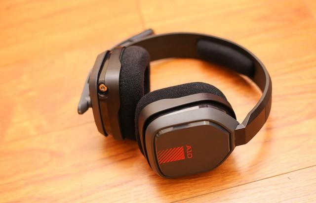 Vặn thử Astro A10, tai nghe gaming bất tử đập xoắn thoải mái cũng không sao - Ảnh 19.