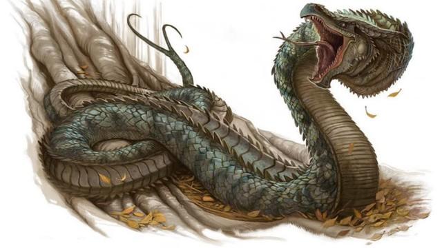 Basilisk: Con quái vật giết người chỉ bằng một ánh nhìn - Ảnh 3.