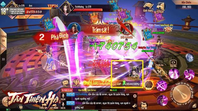 Đừng vì gái đẹp mà quên rằng, Tân Thiên Hạ là tựa game PK rớt đồ, PK lên le-vồ có 1-0-2 hiện nay - Ảnh 7.