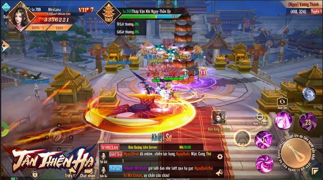 Đừng vì gái đẹp mà quên rằng, Tân Thiên Hạ là tựa game PK rớt đồ, PK lên le-vồ có 1-0-2 hiện nay - Ảnh 4.