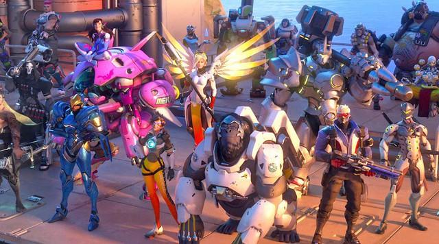 Blizzard hé lộ Overwatch 2, ra mắt vào mùa đông năm nay - Ảnh 1.
