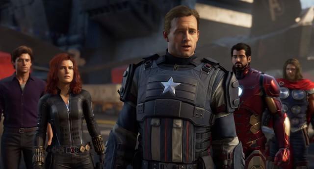 Marvel's Avengers gây sốc với cái chết của Captain America ngay đầu game - Ảnh 1.