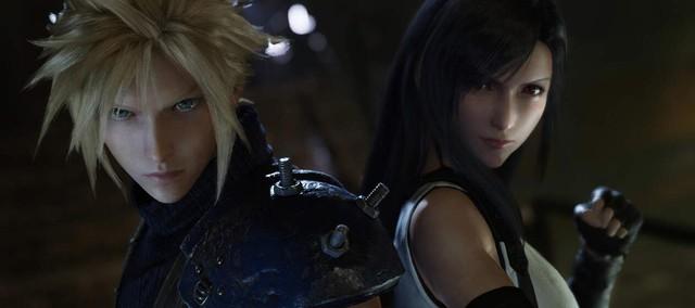Cuối cùng thì Tifa xinh đẹp, nóng bỏng cũng xuất hiện trong Final Fantasy VII Remake - Ảnh 2.