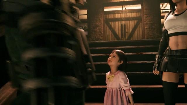 Cuối cùng thì Tifa xinh đẹp, nóng bỏng cũng xuất hiện trong Final Fantasy VII Remake - Ảnh 7.