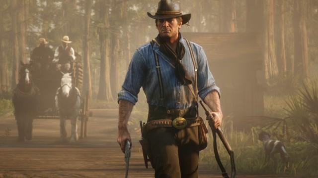 """""""Chẳng có gì khó để phát hành Red Dead Redemption 2 trên PC"""" - Ảnh 2."""
