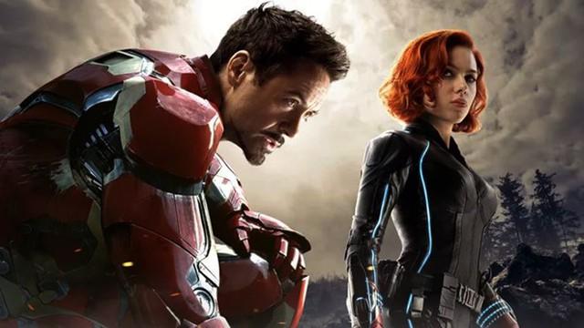 Những hình ảnh hậu trường đầu tiên của Black Widow cho thấy góa phụ đen có thể hồi sinh sau Endgame? - Ảnh 1.