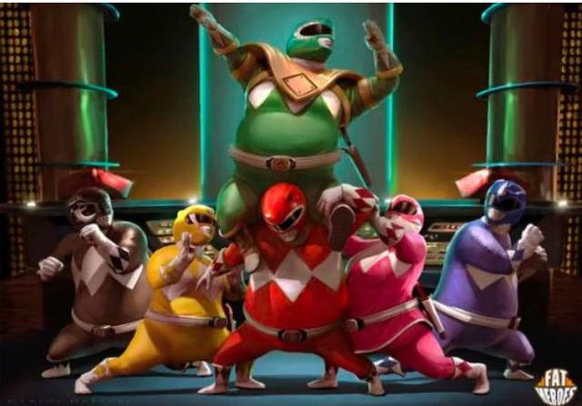 Chết cười khi phong cách của Thor Béo nhập vào các siêu anh hùng khác, tạo ra một vũ trụ Fat Heroes - Ảnh 5.