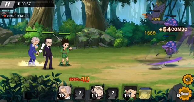 Hunter Fantasy: Game mobile thẻ tướng không thể bỏ lỡ với fan của manga Hunter x Hunter - Ảnh 2.