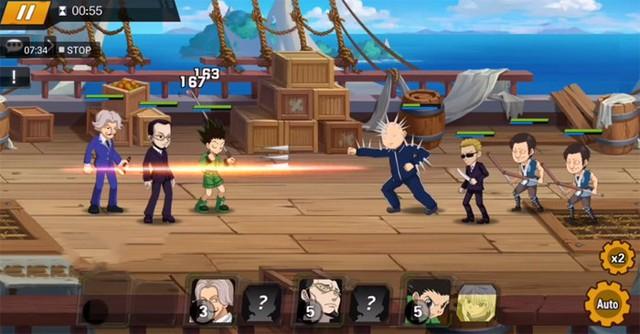 Hunter Fantasy: Game mobile thẻ tướng không thể bỏ lỡ với fan của manga Hunter x Hunter - Ảnh 1.