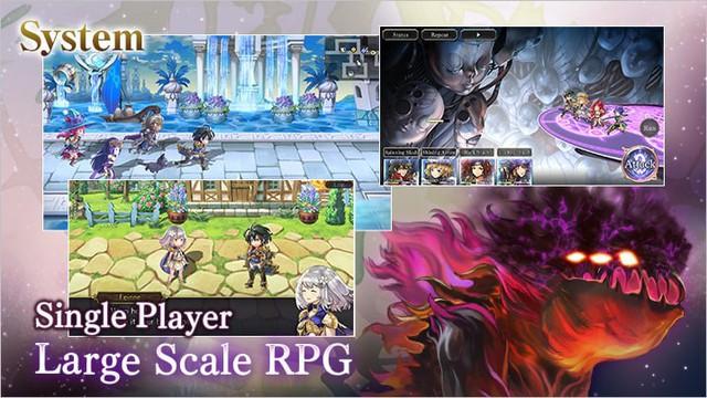 Another Eden - siêu phẩm JRPG trên điện thoại lấy cảm hứng từ huyền thoại Chrono Trigger - Ảnh 3.