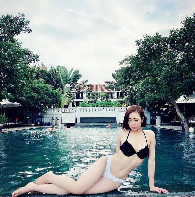 Hot girl ngủ gật tự tin đi hát sẽ thành công hơn Chi Pu, khoe đường cong nóng bỏng - Ảnh 14.