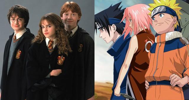 16 điểm giống nhau bất ngờ giữa 2 tác phẩm đình đám Naruto và Harry Potter (Phần 1) - Ảnh 4.