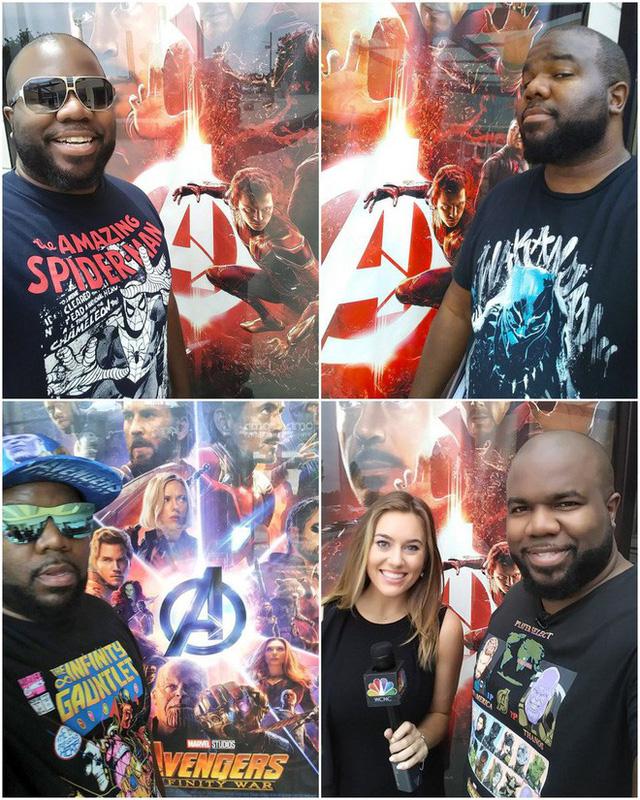 Fan Marvel phá kỷ lục Guinness nhờ 110 lần ra rạp xem Endgame - Ảnh 1.