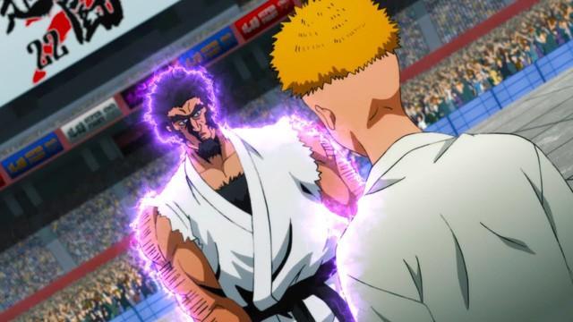 One Punch Man mùa 2 tập 21: Saitama lạnh lùng tung cú tất sát hạ gục quái vật Bakuzan - Ảnh 3.