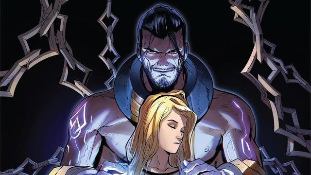 LMHT: Riot lại hé lộ, tình cảm của Lux bị gã tử tù Sylas trêu đùa và lợi dụng - Ảnh 1.