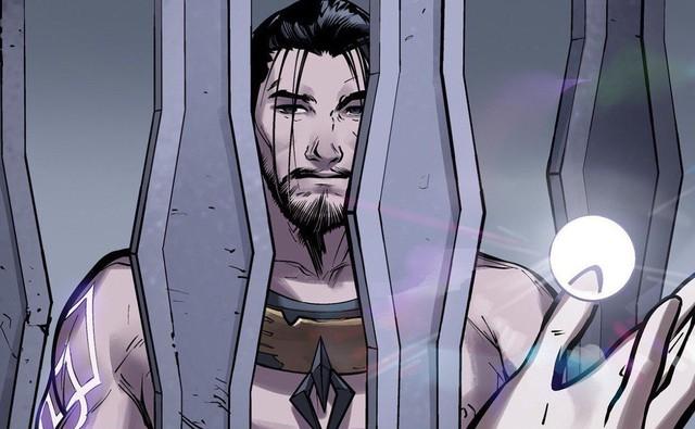 LMHT: Riot lại hé lộ, tình cảm của Lux bị gã tử tù Sylas trêu đùa và lợi dụng - Ảnh 2.