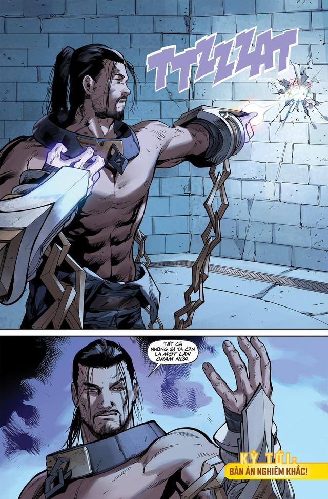 LMHT: Riot lại hé lộ, tình cảm của Lux bị gã tử tù Sylas trêu đùa và lợi dụng - Ảnh 4.