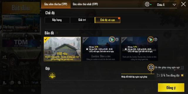PUBG Mobile VN bản 0.13 chính thức ra mắt: Mode 4v4, event Godzilla, tăng cường chống Hack,... - Ảnh 2.