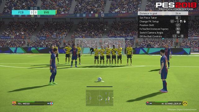 Tạm biệt thương hiệu Pro Evolution Soccer, cùng nhìn lại những bản PES hay nhất trong lịch sử (P2) - Ảnh 6.