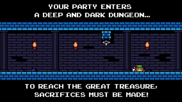 Game phiêu lưu giải đố đỉnh cao Total Party Kill sẽ trình làng trên Android vào tháng 7 tới - Ảnh 2.