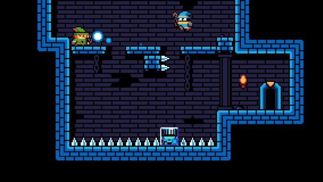 Game phiêu lưu giải đố đỉnh cao Total Party Kill sẽ trình làng trên Android vào tháng 7 tới - Ảnh 1.