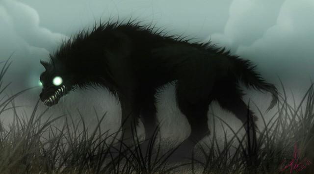 Chó ma Anh quốc: Loài vật bí ẩn và những minh chứng về sự tồn tại của chúng - Ảnh 2.