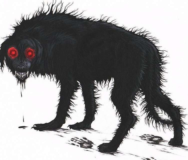 Chó ma Anh quốc: Loài vật bí ẩn và những minh chứng về sự tồn tại của chúng - Ảnh 3.