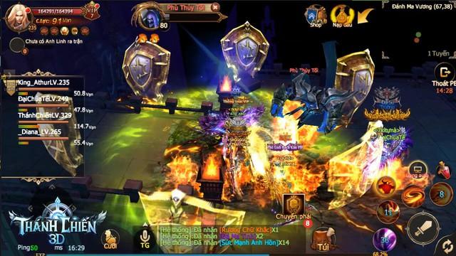 Đây là cách Thánh Chiến 3D khắc phục nhược điểm mà 90% game MMORPG hiện nay bó tay - Ảnh 3.