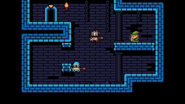 Game phiêu lưu giải đố đỉnh cao Total Party Kill sẽ trình làng trên Android vào tháng 7 tới - Ảnh 4.