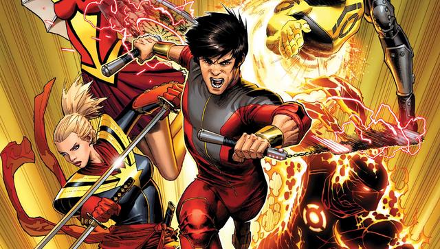 Trai đẹp được Marvel nhắm cho vai siêu anh hùng Shang-Chi: Body cơ bắp, giỏi võ lại giàu kinh nghiệm làm siêu nhân! - Ảnh 1.
