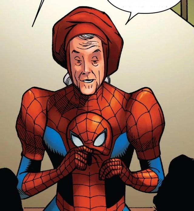 6 điều ngớ ngẩn về Dì May có thể xảy ra trong các bộ phim mới về Spider-Man - Ảnh 3.