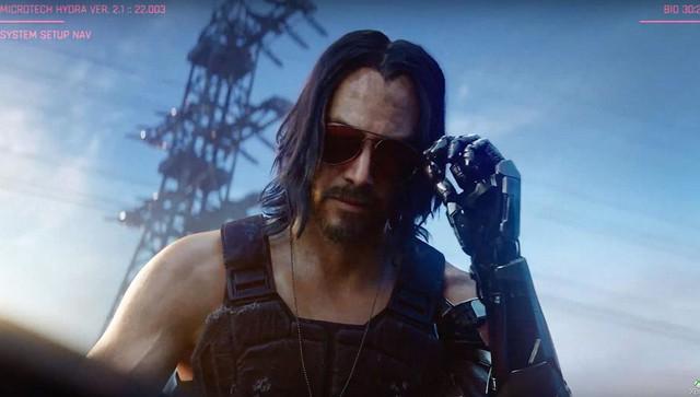 Hò hét như trẻ trâu ngay giữa buổi họp báo, nam game thủ được tặng luôn bản xịn xò nhất của Cyberpunk 2077 - Ảnh 5.