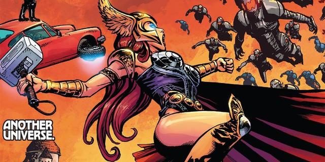 Bên cạnh Thor, đây là 10 nhân vật xứng đáng nhấc được búa thần Mjolnir: Bất ngờ nhất chính là cái tên đầu tiên - Ảnh 1.