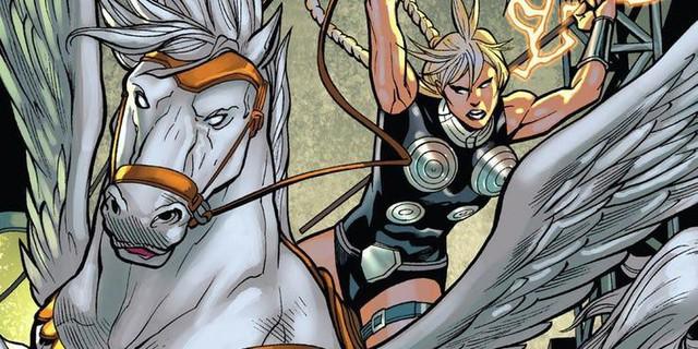 Bên cạnh Thor, đây là 10 nhân vật xứng đáng nhấc được búa thần Mjolnir: Bất ngờ nhất chính là cái tên đầu tiên - Ảnh 4.