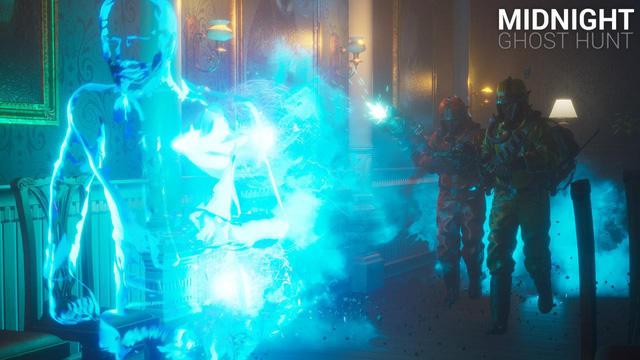 Game săn ma giữa đêm - Midnight Ghost Hunt rục rịch mở cửa thử nghiệm - Ảnh 1.