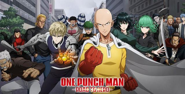 Muốn làm anh hùng đầu trọc đấm phát chết luôn? Hãy đăng ký ngay game One-Punch Man: Road to Hero đi nhé - Ảnh 1.