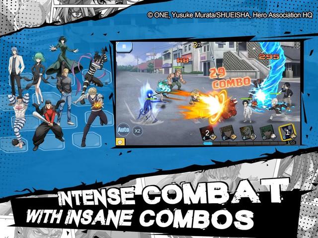 Muốn làm anh hùng đầu trọc đấm phát chết luôn? Hãy đăng ký ngay game One-Punch Man: Road to Hero đi nhé - Ảnh 3.