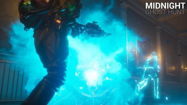 Game săn ma giữa đêm - Midnight Ghost Hunt rục rịch mở cửa thử nghiệm - Ảnh 2.