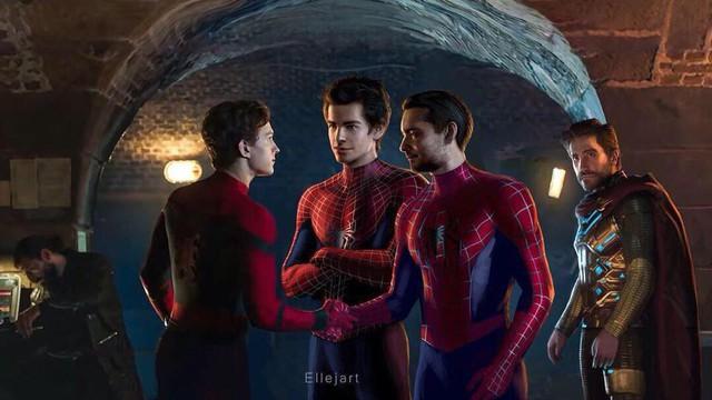 Tom Holland khẩn cầu Marvel quy tụ đủ tất cả phiên bản Người Nhện cùng đóng Spider-Man: Spiderverse bản điện ảnh - Ảnh 5.