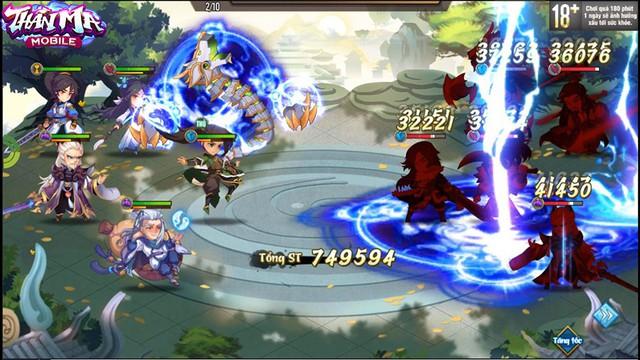 Thần Ma Mobile và tham vọng đưa game thẻ tướng trở lại thời kỳ hoàng kim - Ảnh 3.