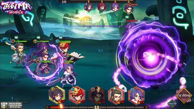 Thần Ma Mobile và tham vọng đưa game thẻ tướng trở lại thời kỳ hoàng kim - Ảnh 9.